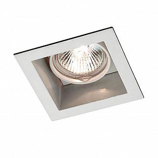 369637 NT12 380 белый Встраиваемый ПВ светильник IP20 GX5.3 50W 12V BELL