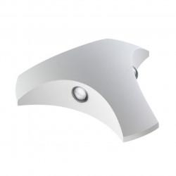 357679 NT18 096 белый Ландшафтный светильник IP54 LED 3000K 6W 220-240V CALLE