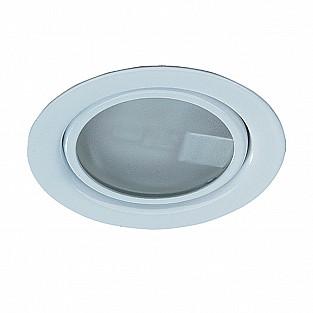 369344 NT09 379 белый свет Встраиваемый НП светильник IP20 G4 20W 12V FLAT