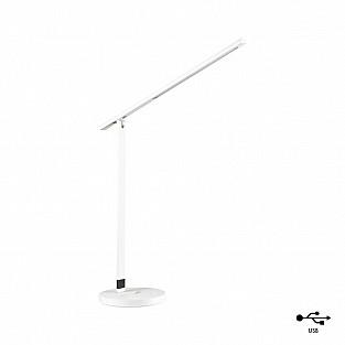 3761/7TL LN19 229 белый Настольная лампа LED 7W 220V AKITO