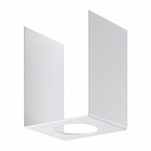 370502 NT19 027 белый Декоративная рамка к артикулам 370499, 370500 LEGIO