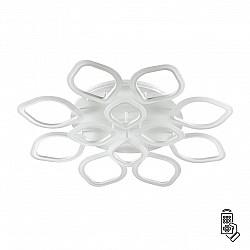 3771/99CL LN19 белый Люстра потолочная LED 174W 3000-6000K с пультом 220V ARIEL