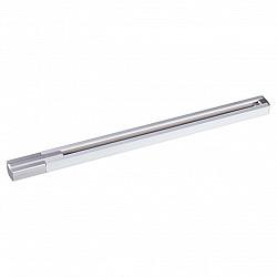 135079 NT19 000 алюминий Однофазный шинопровод с токопроводом и заглушкой, 1м IP20 220V