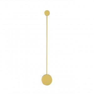 3902/5WG ODL20 129 золотистый/металл Настенный светильник LED 4000K 5W 220V SATELLITE