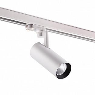 358253 NT19 000 белый Светильник трехфазный трековый светодиодный IP20 LED 10W 220-240V HELIX