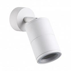4208/1C ODL20 223 белый/металл Потолочный светильник GU10 50W IP 54 CORSUS