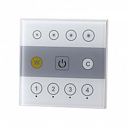 358340 NT19 000 белый Настенная панель ДУ (2.4G) IP20 90-265V GESTION