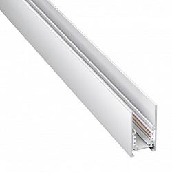 135090 SHINO NT20 000 белый Низков. шинопровод 1м (токопровод и заглушки в комплекте) IP20 48V FLUM