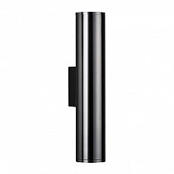 4245/2WA HIGHTECH ODL21 167 черный хром/металл Настенный светильник E27 LED 7W DARIO