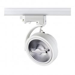 357567 NT18 173 белый Трековый светильник IP20 LED 3000K 15W 220-240V SNAIL