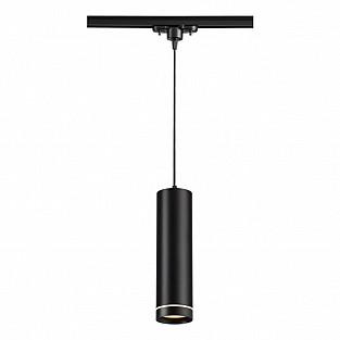 357693 NT18 117 черный Трековый светильник IP20 LED 3000K 12W 160-265V ARUM
