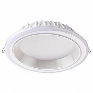 358281 NT19 000 белый Встраиваемый светильник IP20 LED 4000K 32W 85-265V JOIA