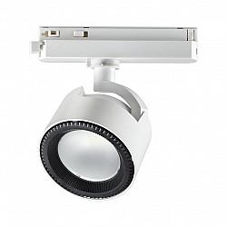 358432 PORT NT20 000 белый Однофазный трековый светильник IP20 LED 4000K 20W 220-240V PIRUM