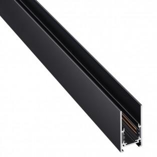 135091 SHINO NT20 000 черный Низков. шинопровод 1м (токопровод и заглушки в комплекте) IP20 48V FLUM