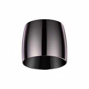 370612 NT19 000 жемч. чёрный Плафон к арт. 370605, 370606, 370607, 370608 IP20 220V UNIT