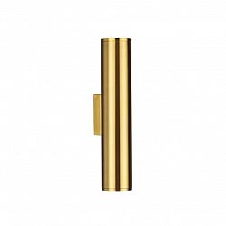 3833/2WA ODL20 211 золотистый /металл Настенный светильник E27, LED K 7W 220V DARIO