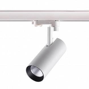 358255 NT19 000 белый Светильник трехфазный трековый светодиодный IP20 LED 20W 220-240V HELIX