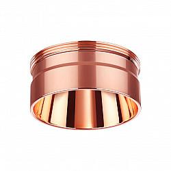370708 KONST NT19 059 медь Декоративное кольцо для арт. 370681-370693 IP20 UNITE