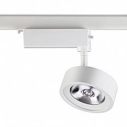 357876 NT18 101 белый Трековый светильник IP20 LED 3000К 25W 220-240V PROMETA