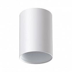 370455 NT19 034 белый Накладной светильник IP20 GU10 50W 220V MECANO