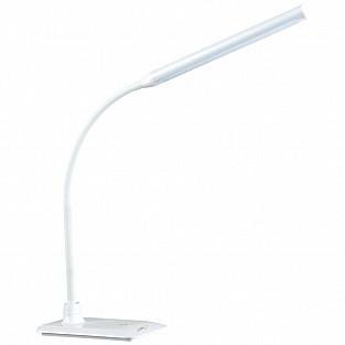 3754/6TL LN19 226 белый Настольная лампа LED 6W 220V HARUKO