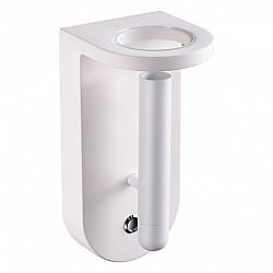 357946 NT19 020 белый Накладной светильник IP20 LED 3000К 5W 220-240V MONS
