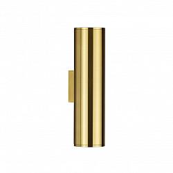 3833/2WB ODL20 211 золотистый /металл Настенный светильник E27, LED K 7W 220V DARIO