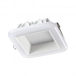 358283 NT19 000 белый Встраиваемый светильник IP20 LED 4000K 12W 85-265V JOIA