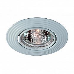 369434 NT10 373 белый свет Встраиваемый ПВ светильник IP20 GX5.3 50W 12V ANTIC