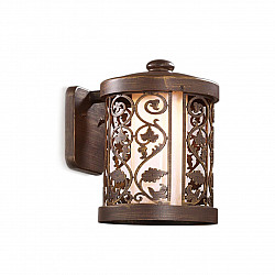 2286/1W ODL12 731 патина коричневый Уличный настен светильник IP44 E27 100W 220V KORDI