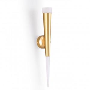 3891/7WG ODL20 37 золотистый /металл Настенный светильник LED 3000K 7W 220V VIVAT