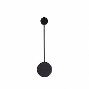 3900/5WB ODL20 129 черный/металл Настенный светильник LED 4000K 5W 220V SATELLITE