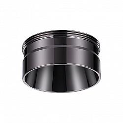 370710 KONST NT19 059 черный хром Декоративное кольцо для арт. 370681-370693 IP20 UNITE