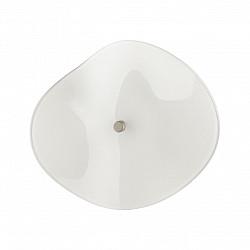 4856/5WL L-VISION ODL_EX21 никель/белый/стекло Настенный светильник LED 1*5W 4000K FLUENT