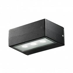 357228 NT15 160 чёрный Ландшафтный светильник IP54 LED 4000К 6W 220V SUBMARINE