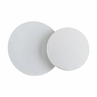 357856 NT18 088 белый Накладной светильник IP20 LED 3000К 6W 110-240V SMENA