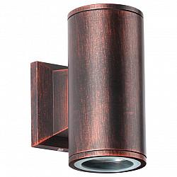 370407 NT18 241 коричневый Ландшафтный светильник IP54 GU10 2*50W 220-240V LANDSCAPE