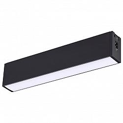 358099 NT19 000 черный Линейный светильник IP20 LED 4000K 6W 24V RATIO