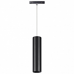 358426 SHINO NT20 000 черн Трековый светильник для низков. шинопровода IP20 LED 4000K 12W 48V FLUM