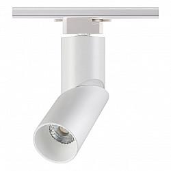 357837 NT18 083 белый Трековый светильник IP33 LED 3000К 10W 110-265V UNION