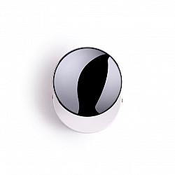 3851/7WL ODL19 117 хром настенный светильник LED 7W 220V PLUMBA