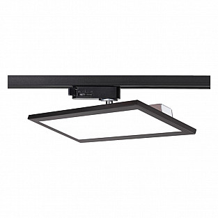 357989 NT19 050 черный Трековый светильник IP20 LED 4000К 20W 100-240V VOLO