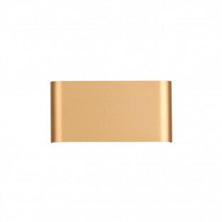 3893/4WL ODL20 181 золотистый/металл Настенный светильник LED 3000K 4W 220V MAGNUM