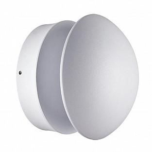 357433 NT18 104 белый Ландшафтный светильник IP54 LED 3000K 12W 220-240V KAIMAS