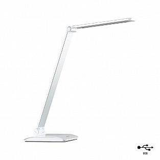 3758/7TL LN19 228 белый Настольная лампа LED 7W 220V REIKO