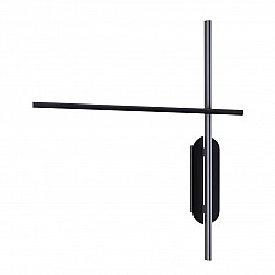3890/20WL ODL20 35 черный/металл Настенный светильник LED 3000K 20W 220V RUDY