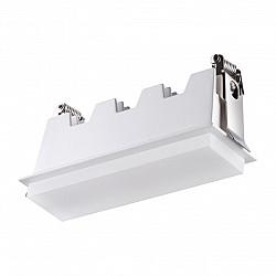 358240 NT19 000 белый Встраиваемый светильник IP20 LED 10W 85-265V HIELO