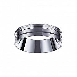 370703 KONST NT19 059 хром Декоративное кольцо для арт. 370681-370693 IP20 UNITE