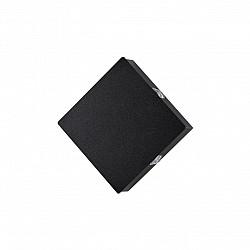 4259/8WL HIGHTECH ODL21 148 черный/металл Настенный светильник IP20 LED 8W 299Лм 3000K VISTA