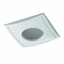 369309 NT09 388 белый свет Встраиваемый НП светильник IP65 GX5.3 50W 12V AQUA